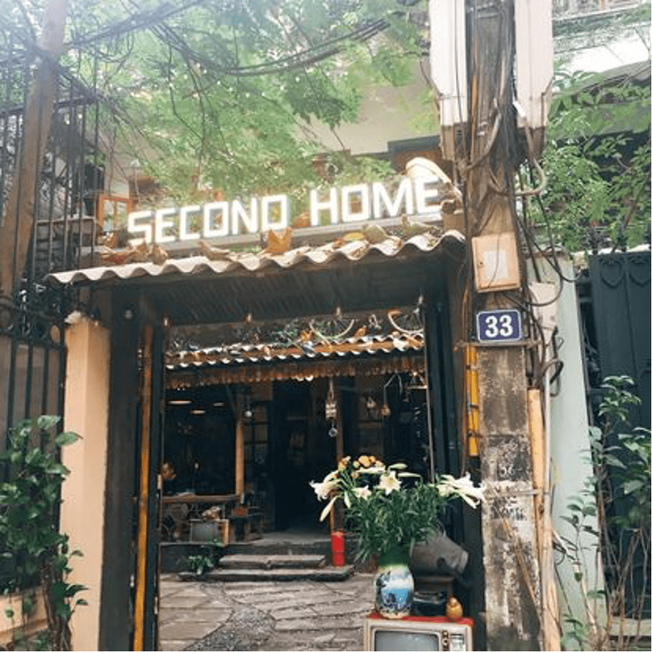 second home min